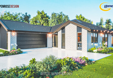 Generation Homes Christchurch House and Land Packages - Lot 563 Rosemerryn brand new home & land package