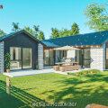 Generation Homes Christchurch House and Land Packages - Modern living on lot 561 Rosemerryn home & land package