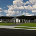 Generation Homes Auckland North House Only Packages - Wide Open Spaces for Two Families - From