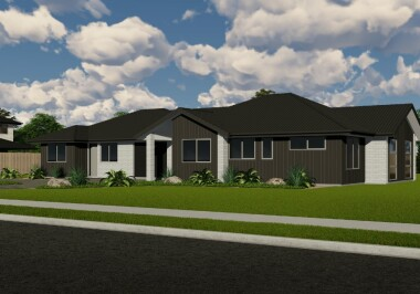 Generation Homes Auckland North House Only Packages - Home and Income 194m2 - From
