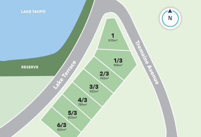 Generation Homes Subdivision Water's Edge