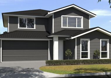 Generation Homes Auckland South House Only Packages - Bellona - Modern family living. From