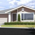 Generation Homes Auckland South House Only Packages - Cosgrove - Stylish single story living. From