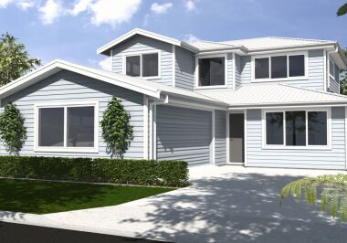Generation Homes Auckland South House Only Packages - Endeavour - Space for eveyone. From