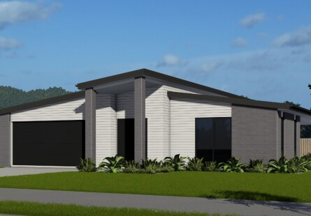Generation Homes Northland House and Land Packages - Monopitch delight on Lot 74 The Landing