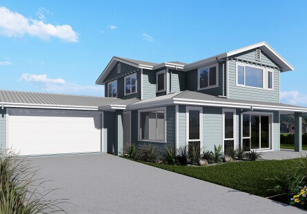 Generation Homes Auckland South House and Land Packages - Lot 28 - Park Green