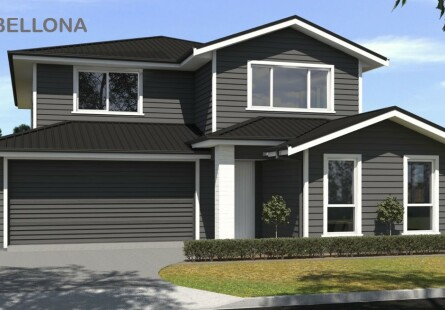 Generation Homes Auckland South House and Land Packages - Bellona Water Views in Park Green From