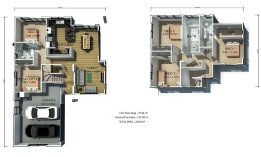 Generation Homes Package Lachlan Mark II - from