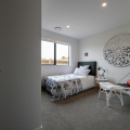 Generation Homes Auckland South House Only Packages - Cosgrove - two car garage. From