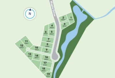 Generation Homes Subdivision Maple Drive Estate