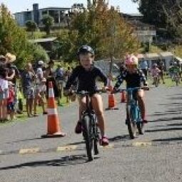 Pahoia School Triathlon