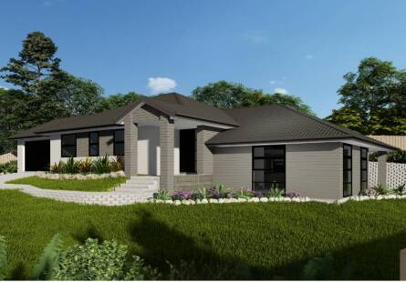 Generation Homes Northland House and Land Packages - Great views over Whangarei on Lot 12 Parklands Est