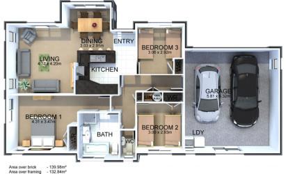 Generation Homes Plan Banksia