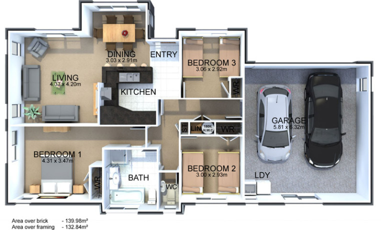 Generation Homes Package Wow under 650k Pyes Pa