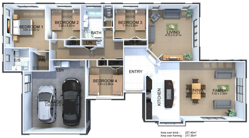 Generation Homes Package Lot 25 - The Drive