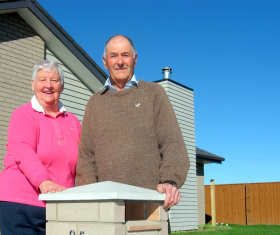 Generation Homes Christchurch client reference - Third new home build yields great result for Faringdon couple
