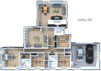 Generation Homes Plan Birchwood