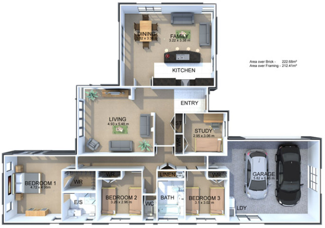 Generation Homes Package Lot 20 - Shannon Park