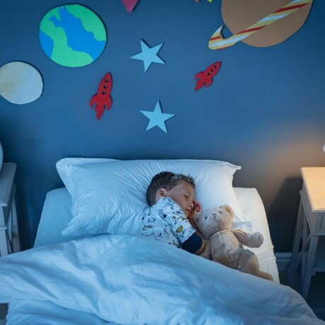 Clever ideas for kids' rooms