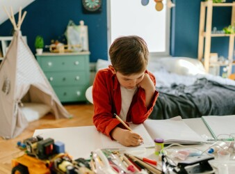 Generation Homes Plan Home learning spaces for kids