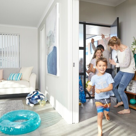 Five ways to make the family build easier