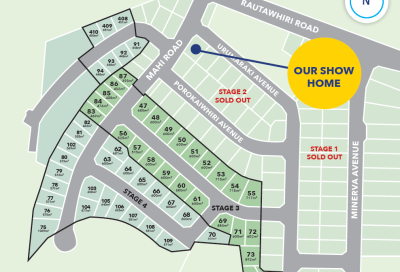 Generation Homes Subdivision Parkview