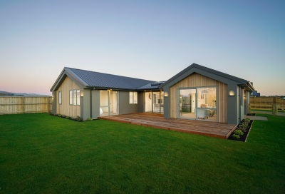 Generation Homes House Plans - Lincoln Show Home