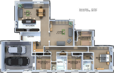 Generation Homes Plan Carlisle