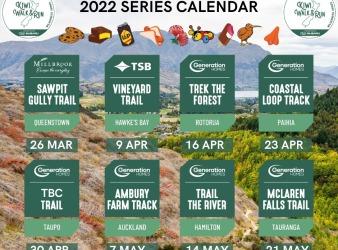 Generation Homes Plan Kiwi Walk Run Series returns