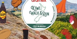 Entries are open for the Kiwi Walk Run Series