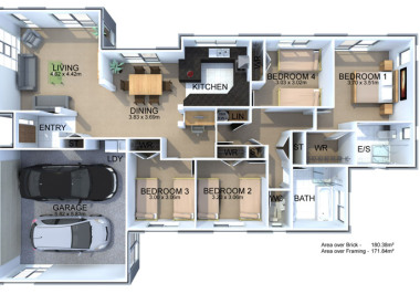 Generation Homes Waikato House and Land Packages - 4 BEDROOMS SO CLOSE TO HOSPITAL!