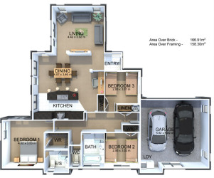 Generation Homes Plan Iris