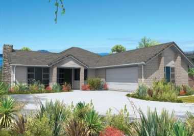Generation Homes Waipa / Coromandel House and Land Packages - Lot 13 - Hampton Heights Matamata