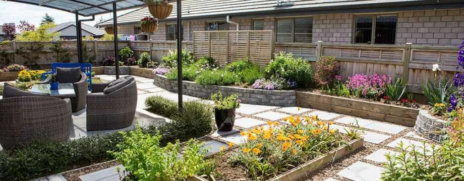 Generation Homes Edible Gardens