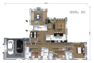 Generation Homes Plan Alpine