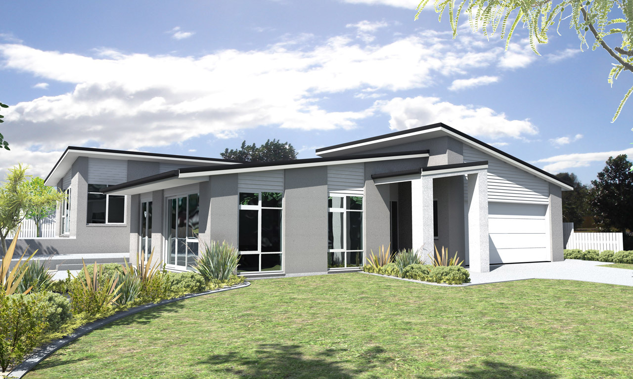 Awatea 4 bedroom house plan generation homes nz for 4 bedroom house plans nz