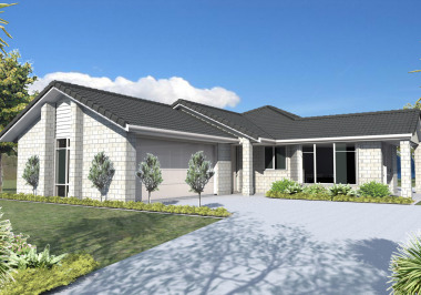 Generation Homes Waikato House Only Packages - Baywood Plan