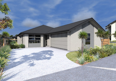 Generation Homes Northland House and Land Packages - Luxury 4 Bed on Lot 5 Parklands Estate