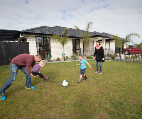 Generation Homes Hamilton & Waikato North client reference - Te Kauwhata's country appeal attracts West Auckland family