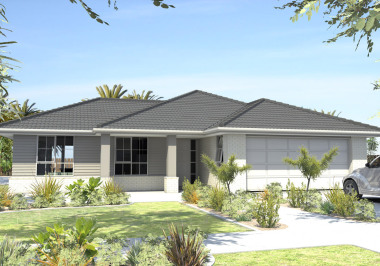 Generation Homes Waipa / Coromandel House and Land Packages - Lot 16 - Hampton Heights Matamata