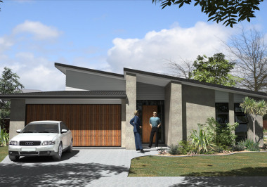 Generation Homes Waipa / Coromandel House and Land Packages - Lot 11 - Wairere Drive