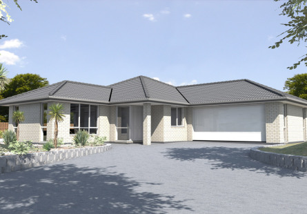 Generation Homes Waikato House and Land Packages - Lot 43 - Kotare Downs