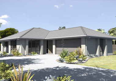 Generation Homes Northland House and Land Packages - Lot 23 - Totara Parklands Estate Stage 5B and 4