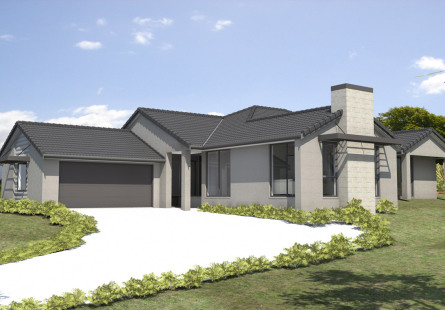 Generation Homes Waikato Central House and Land Packages - Lot 77 - Kimbrae Drive Stage 2