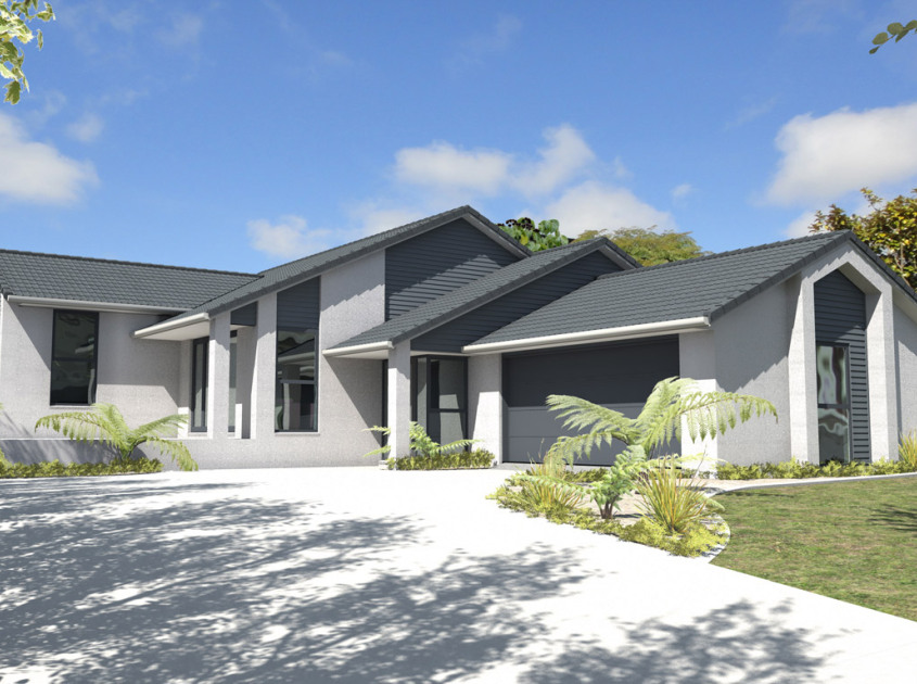 Ranui 4 bedroom house plan generation homes nz for 4 bedroom house plans nz