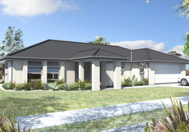 Generation Homes Northland House Only Packages - Redwood