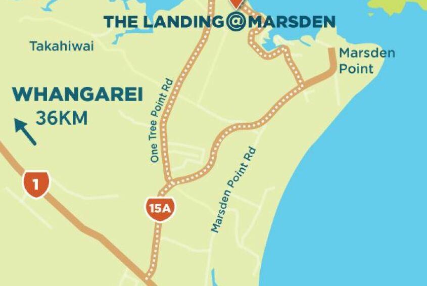 the landing at marsden - photo #2