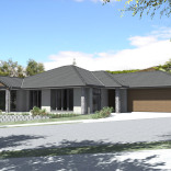 Generation Homes Plan Rodney