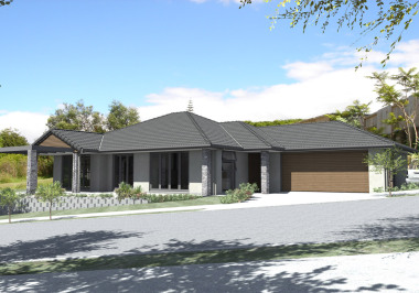 Generation Homes Northland House and Land Packages - Lot 55 - Totara Parklands Estate Stage 5B and 4