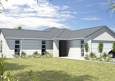 Generation Homes Northland House Only Packages - Rosa